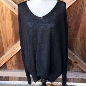 ⚡️ Black Free People Sweater